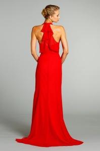 Valentine- red dress