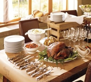 tgiving table 6
